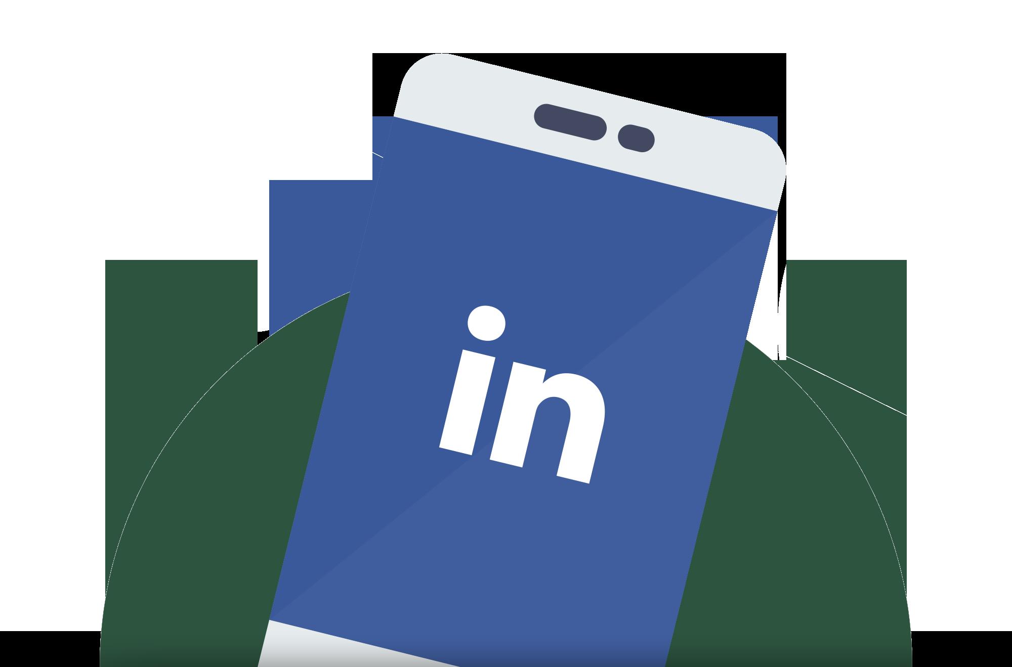 Sociale medier - Linkedin annoncering